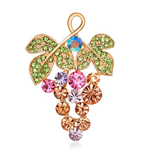 Broche Pins Brooch Pin for Women Women Brooches Pins Fashion Brooch Diamante Brooch Jewelry Brooch Poppy Brooch Rhinestone Brooch Women Brooch Pin