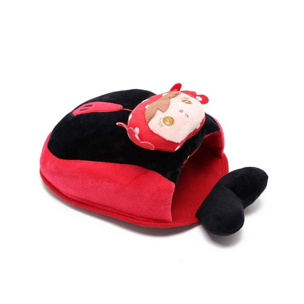 脚本おもちゃ長さChinashow USB 加熱 マウス パッド 一定温度 マウス ハンド ウォーマー 手首 ガード付 漫画 女の子 レッド
