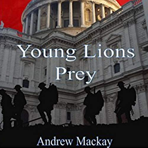 Young Lions Prey audiobook cover art