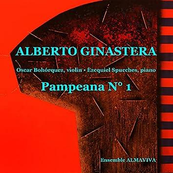 Pampeana n°1 op. 16