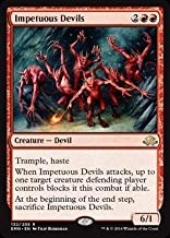 Magic The Gathering - Impetuous Devils (132/205) - Eldritch Moon