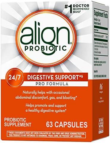 20% off on Align Probiotics and Pepto Bismol Chewables