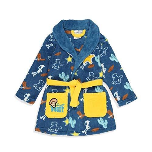 Disney Toy Story, Robe De Chambre Garçon,Bleu,6 ans