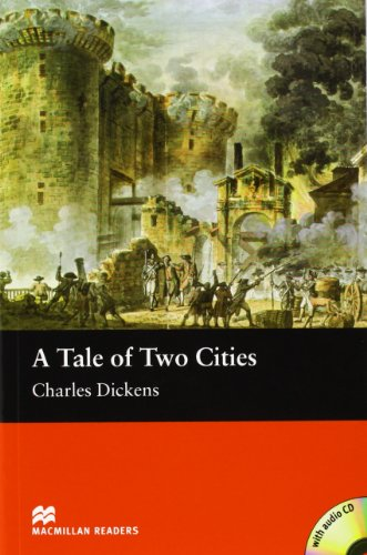 Macmillan Readers Tale of Two Cities A Beginner Pack (Macmillan Readers S.)の詳細を見る