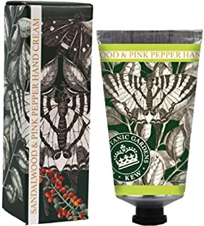 三和トレーディング English Soap Company イングリッシュソープカンパニー KEW GADEN Series キューガーデンシリーズ Luxury Hand Cream ラグジュアリーハンドクリーム Sandalwood & ...