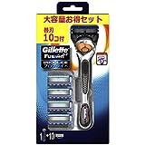 ジレット プログライド フレックスボール マニュアル 髭剃り カミソリ 男性 本体+替刃10個付