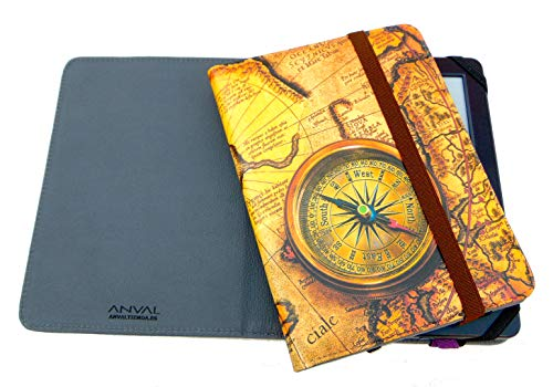 ANVAL Funda EBOOK WOXTER SCRIBA 195 - Estampados - Funda Libro electrónico