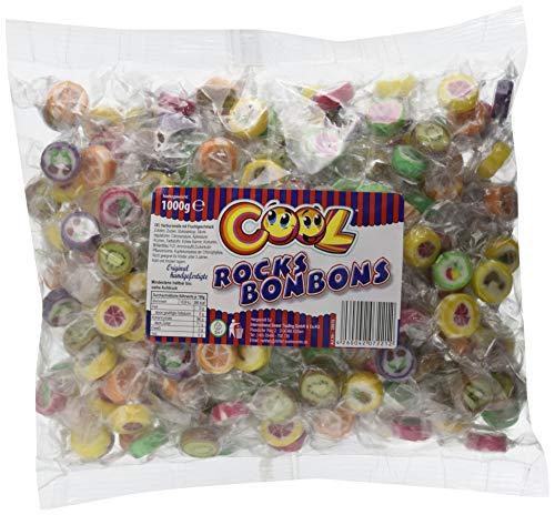 Cool Rocks Bonbons im Beutel, 1er Pack (1 x 1 kg)