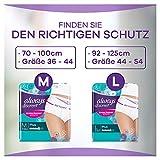 Always Discreet Inkontinenz Höschen Plus bei Blasenschwäche, Größe M, 1er Pack (1 x 9 Stück) - 3