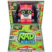 Really RAD MiBro Dino Robots