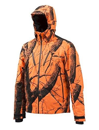 BERETTA Insulated Active Jacke, Giacca Uomo, Fiammata Arancione, L