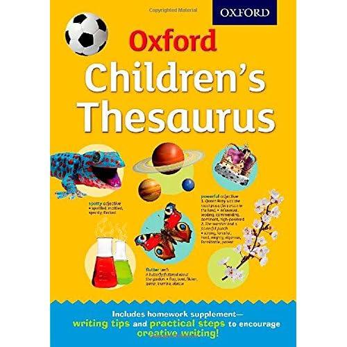 Oxford School Thesaurus 2007 edition