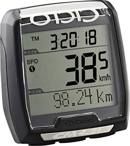 Ciclosport Fahrradcomputer CM 4.21, Schwarz, 10104400