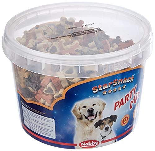"""Nobby STARSNACK """"Party Mix"""" Eimer 1,800 g"""