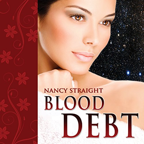 Blood Debt audiobook cover art