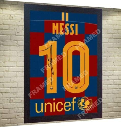 SGH SERVICES New Lionel Messi sh...