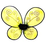 WeGlow International WGI 22' Yellow Bumble Bee Wing
