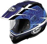 Arai Helmets Visor for XD3 Helmet - Bosch Blue 811192