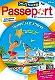 Passeport Cahier de Vacances 2019 - Toutes les matières du CM1 au CM2 - 9/10 ans