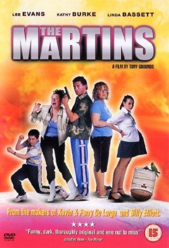 The Martins [Reino Unido] [DVD]