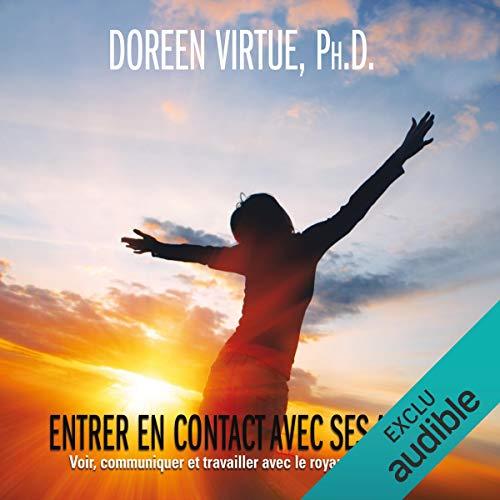 Entrer en contact avec ses anges audiobook cover art