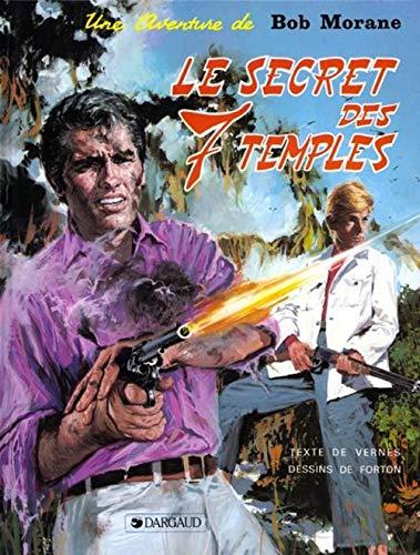 Bob Morane, tome 14 : Le Secret des sept temples