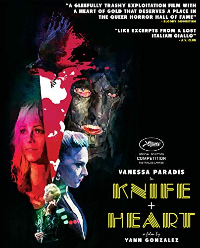 Knife+Heart [Blu-ray]