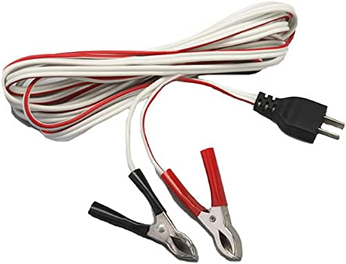 popular Honda 32660-894-BCX12H 10 ft. Generator DC Charging outlet sale Cord with online Clamps online sale