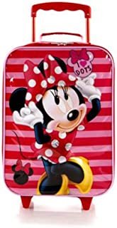 Top 10 Best Red Minnie Mouse Rolling Luggage Reviews Of 2021