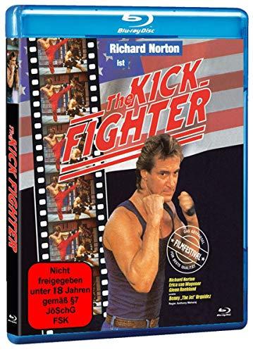 The Kick Fighter [Blu-ray]