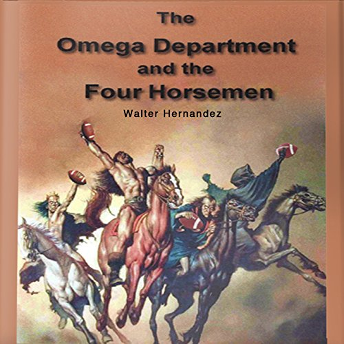 Couverture de Omega Department and the Four Horsemen