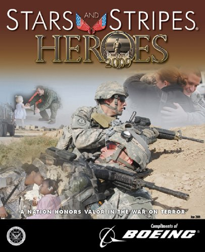 Stars and Stripes: Heroes 2009 (English Edition)