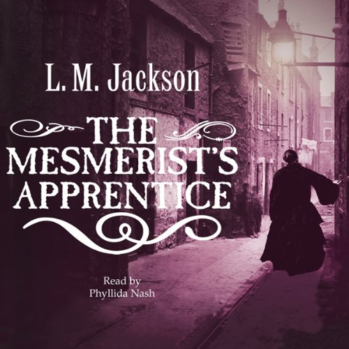 The Mesmerist's Apprentice audiobook cover art