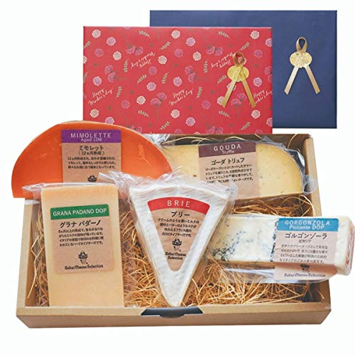 チーズギフトプレゼント詰め合わせ盛り合わせ誕生日父の日5種類セットおつまみ食べ比べcheesegift