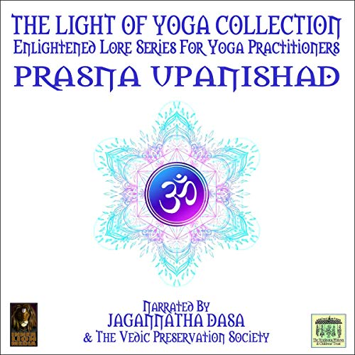 Prasna Upanishad cover art