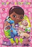 Doc Mcstuffins Edible Cake Topper Frosting 1/4 Sheet Birthday Party Product ID: 808199300396