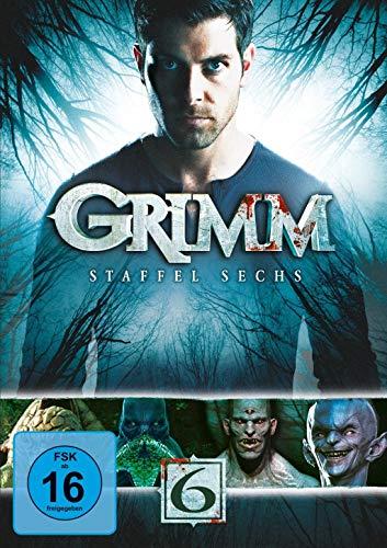 Grimm - Staffel sechs [4 DVDs]