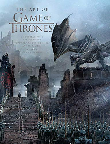 The Art of Game of Thrones, the Official Book of Design from Season 1 to Season 8