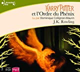 Harry Potter, V : Harry Potter et l'Ordre du Phénix - Gallimard Jeunesse - 03/10/2016