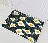 NFGFD Huevos de Tortilla Abstractos Dormitorio, Cocina, Sala de Estar, baño,...