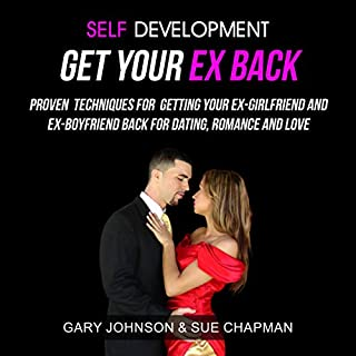 Self Development: Get Your Ex Back audiobook cover art