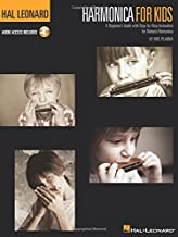 Harmonica for Kids: A Beginner's Guide With Step-by-Step Instruction for Diatonic Harmonica