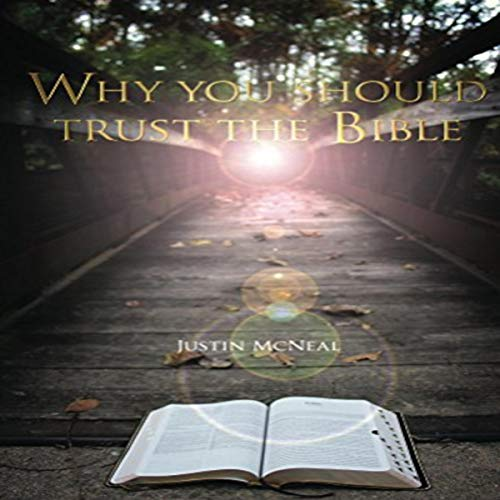 Why You Should Trust the Bible cover art