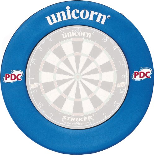 Unicorn Striker EVA Dartboard Surround, blau