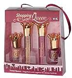 Shopping Queen Trend: Nagellack und Lipgloss, 4 Stück
