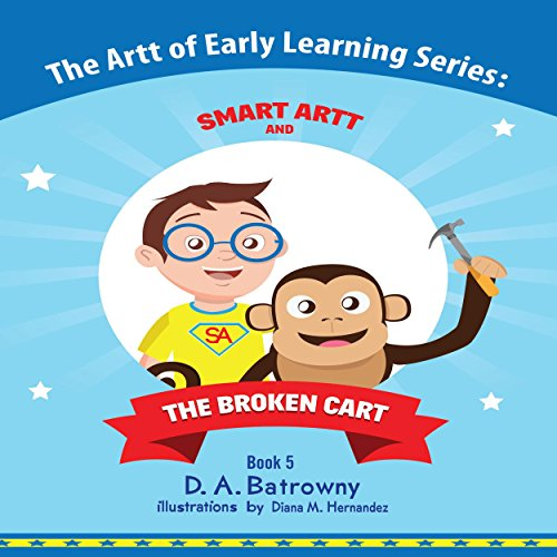The Broken Cart audiobook cover art
