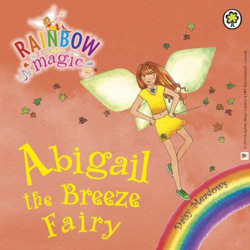 Rainbow Magic - The Weather Fairies: Abigail the Breeze Fairy audiobook cover art