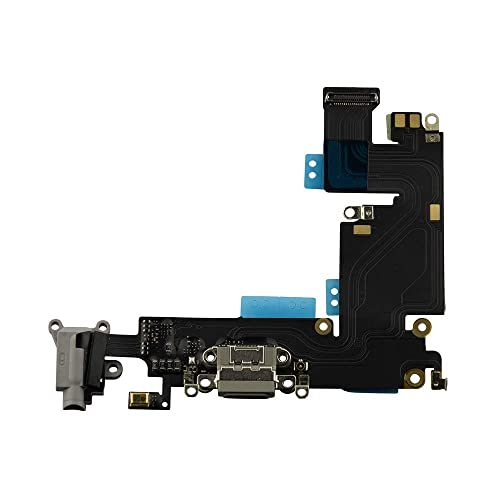 How hard to replace battery in iphone 6s plus charging port