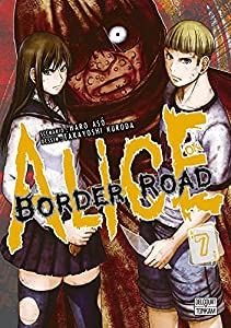 Alice on Border Road Edition simple Tome 7