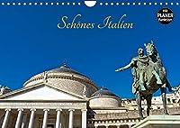 Schoenes Italien (Wandkalender 2022 DIN A4 quer): Ein besonderer Kalender fuer alle Italien-Fans (Geburtstagskalender, 14 Seiten )